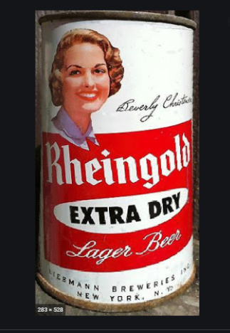 MISS RHEINGOLD