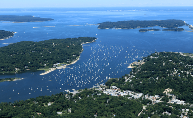 NORTHPORT HARBOR AND BEYOND